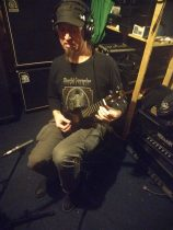 Recordings for the new album finished!!!